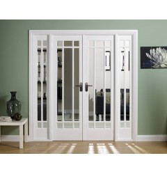 Internal White Room Dividers Image
